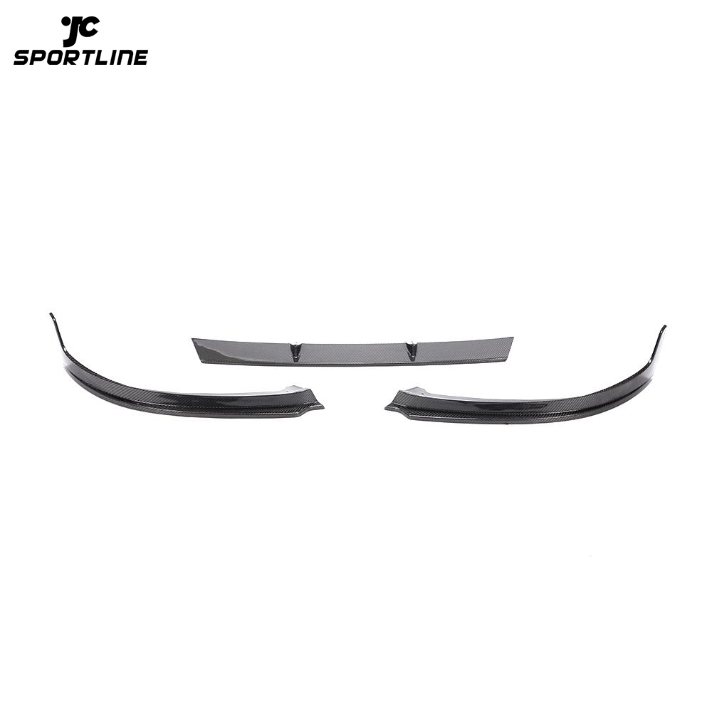 ML-LQ082 Modify Luxury G20 G28 Carbon Fiber Auto Car Front Lip for BMW 3Series 330i x Drive 2020