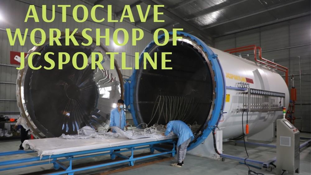Autoclave Workshop of JCSportline