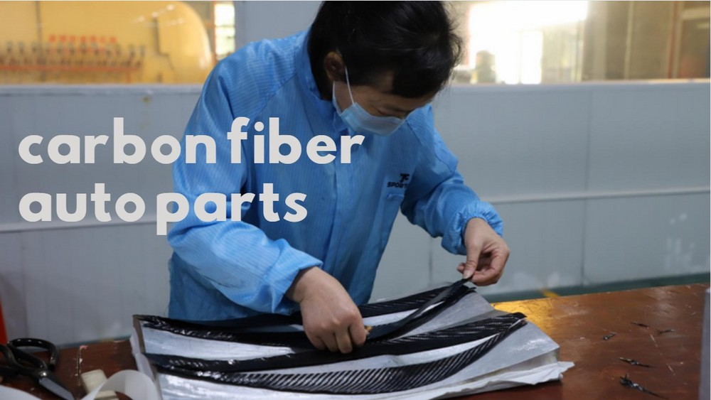 How to use Autoclave to produce Carbon Fiber Auto Parts:Part 1 - Laying Carbon Fiber Cloth