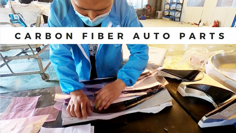 How to use Autoclave to produce Carbon Fiber Auto Parts:Part 2 - Vacuuming