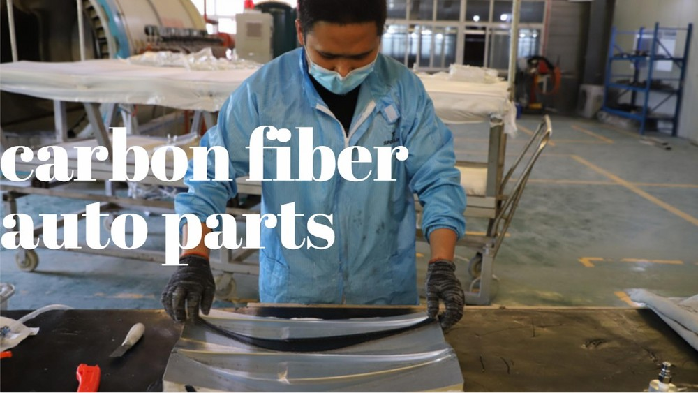 How to use Autoclave to produce Carbon Fiber Auto Parts:Part 3 - Demould