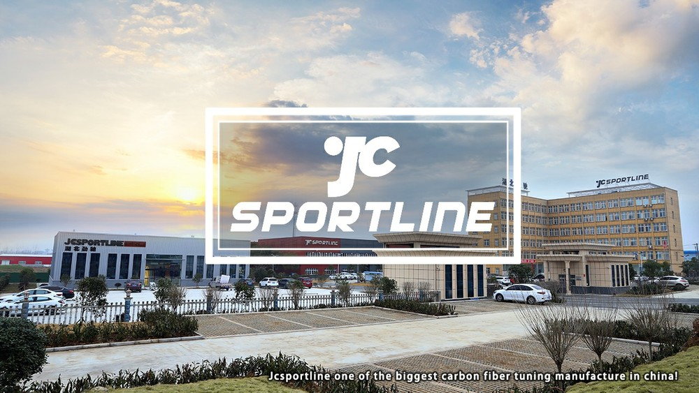Jcsportline one of the biggest carbon fiber tuning manufacture in china!