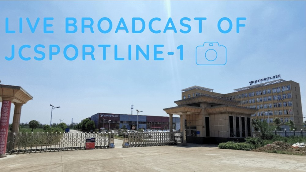 2021 JCsportline Factory live broadcast First Bomb