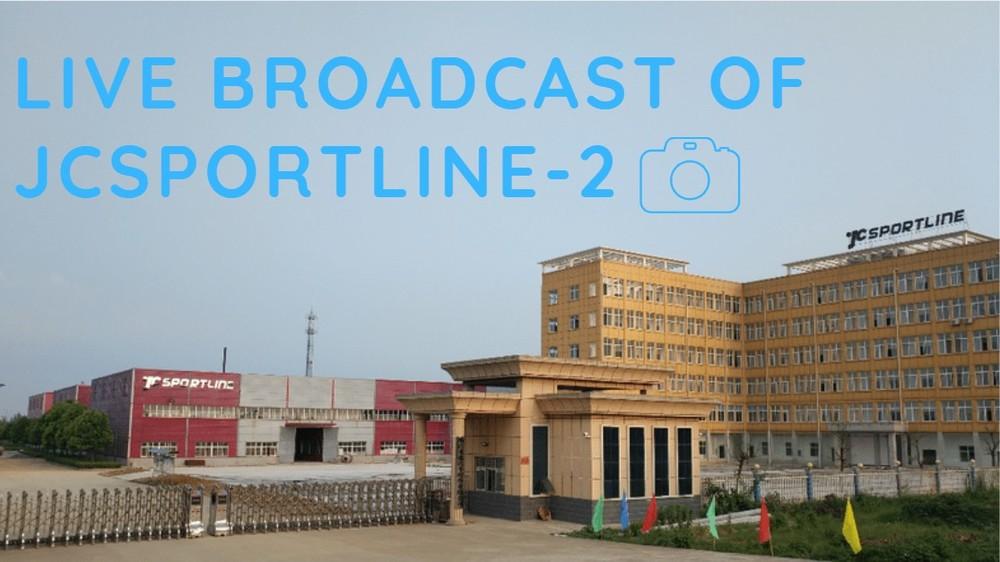 2021 JCsportline Factory live broadcast second Bomb