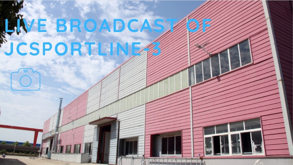 2021 JCsportline Factory live broadcast third Bomb