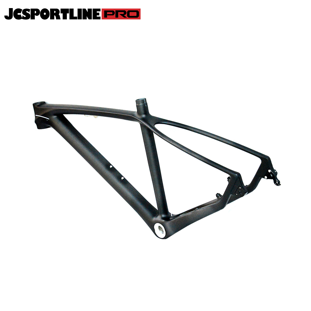 JC-MTB-015  Carbon 29ER MTB Mountain Bike Frame ( For BSA ) Bicycle Frame