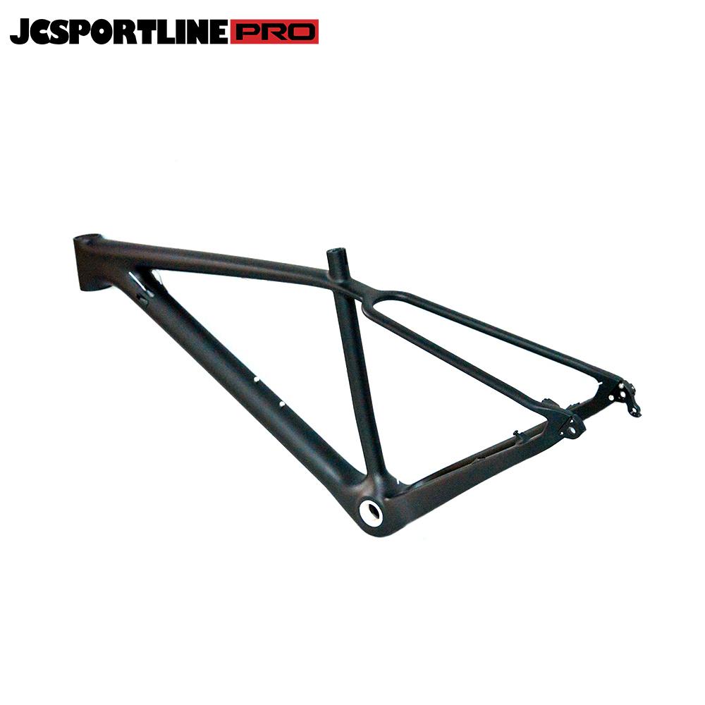 JC-MTB-046  Carbon 29ER MTB Mountain Bike Frame ( For BSA )