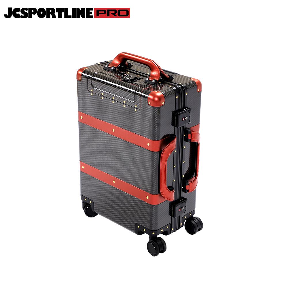 JC-XLX001  Carbon Fiber Luggage 20inch