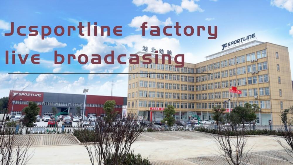 Jcsportline factory live broadcasing
