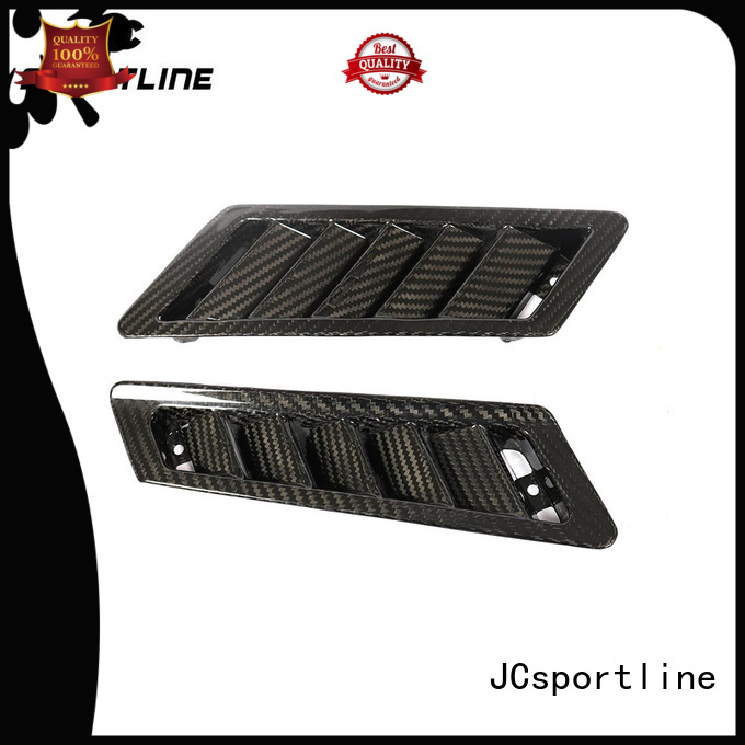 JCsportline mercedes car vent covers series for carstyling