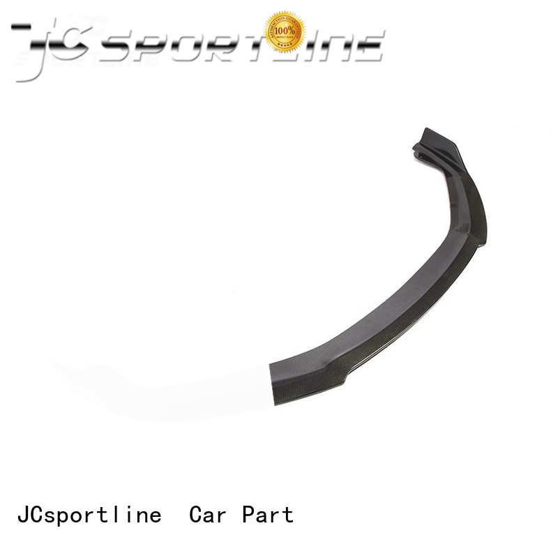 JCsportline new car lip kit supply for trunk