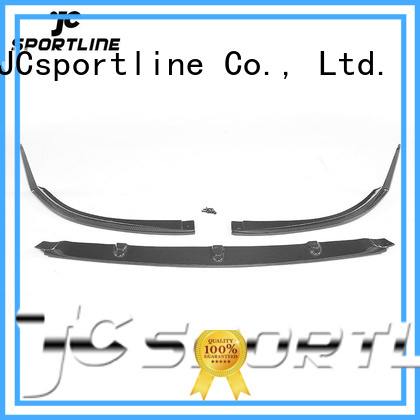 JCsportline car lip kit supply for coupe