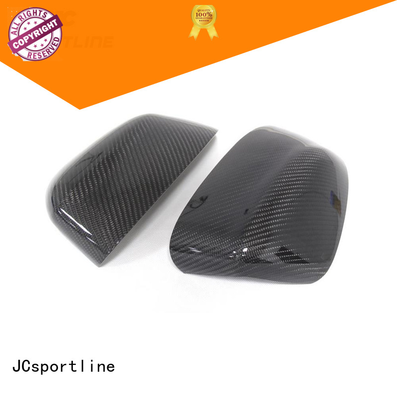 high-quality carbon fiber mirror caps replacement for sale