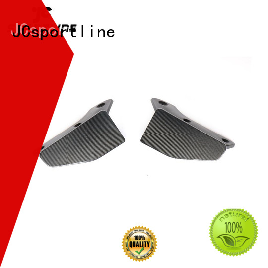 JCsportline rearview carbon splitter company for vehicle