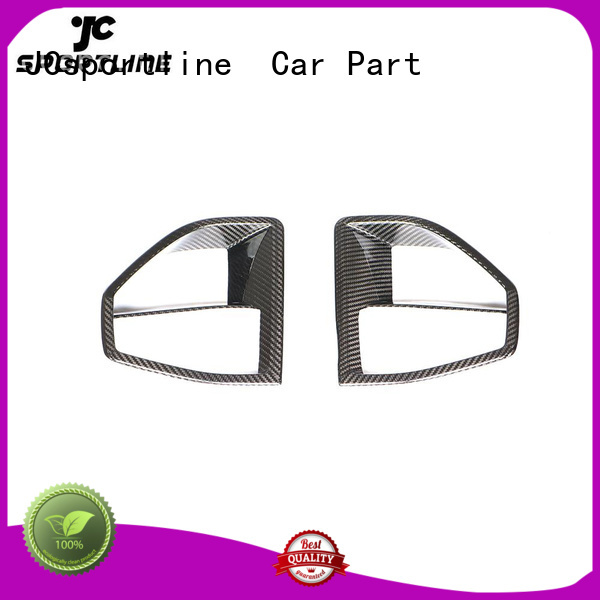 JCsportline replaceable car canards molding for carstyling