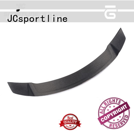 JCsportline amg vehicle spoiler manufacturers for sale