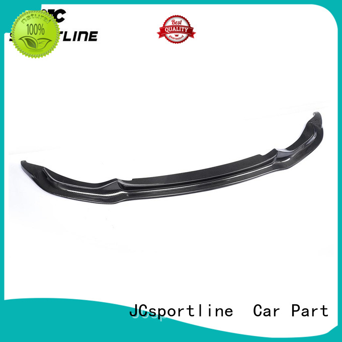 JCsportline car lip kit with guard protection for car