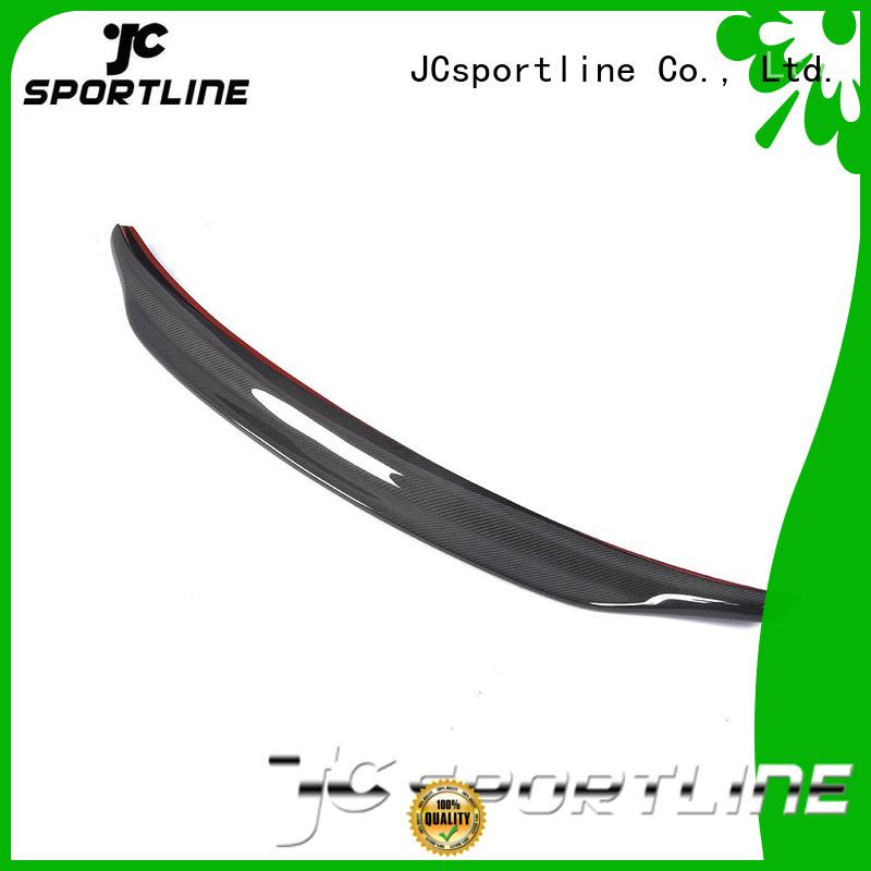 JCsportline carbon fiber car spoiler company for car