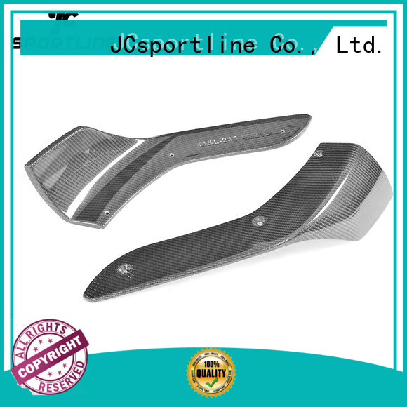 JCsportline air splitter factory for carstyling