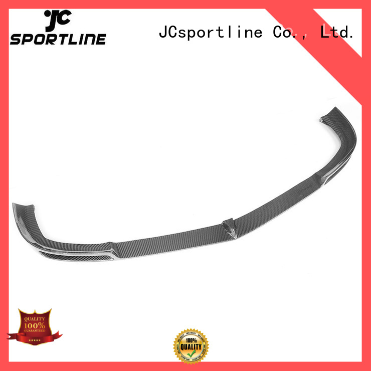 JCsportline carbon fiber lip suppliers for trunk