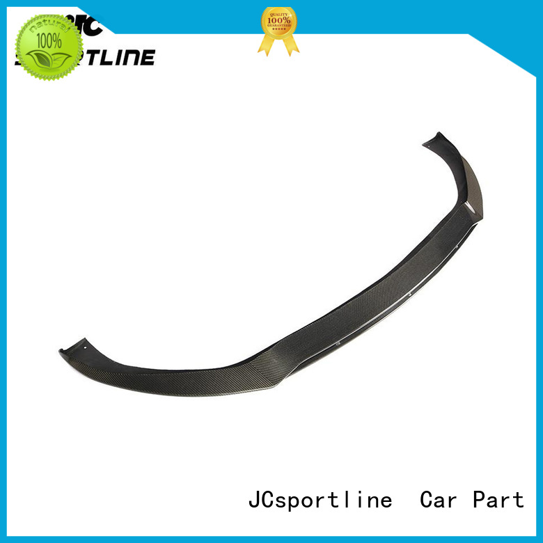 JCsportline best car lip kit model for trunk