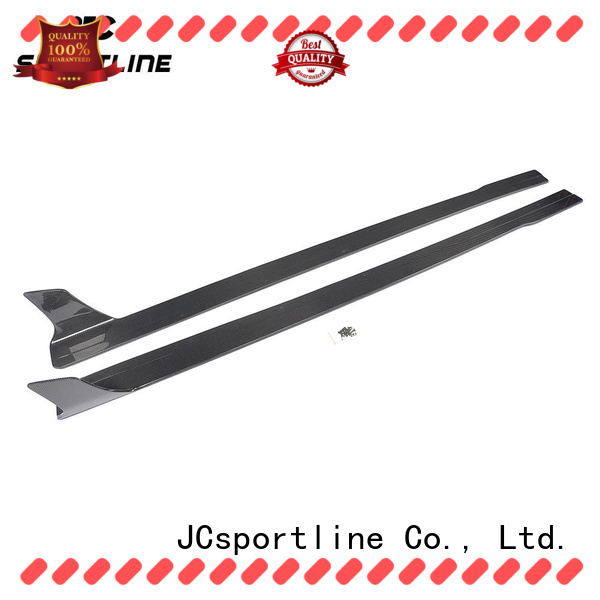 good selling carbon side skirts for business for sale