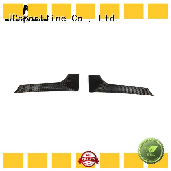 JCsportline high-quality custom splitter extension guard for car
