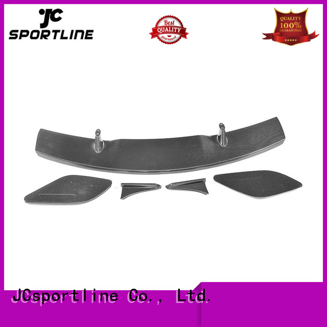 latest automobile spoiler factory for hatchback